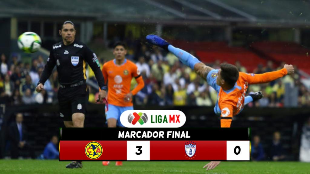 7be9d533fdf Resultado: América vs Pachuca Clausura 2019 – FUT MX