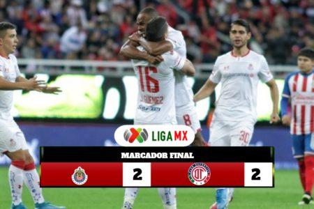Resultado Chivas Vs Toluca Clausura 2020 Fut Mx Online